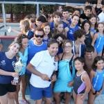 Nuoto: La Fimco sul podio ai campionati regionali esordienti A