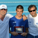 Nuoto: Agli assoluti regionali Abate fa il pieno di ori