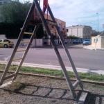 SEL denuncia: Perseverante abbandono del Parco di Piazza Comi