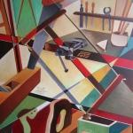Personale di pittura di Antonio Anastasia, a Maglie fino al 2 aprile