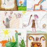 Amici Cucciolotti, si vota per i disegni dei bimbi del Museo Civico di Maglie